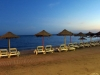 Benalmadena-Strandliegen