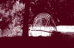 Brücke Schlosspark Biebrich