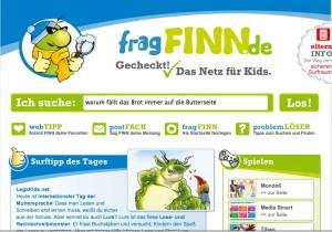 FragFinn Startseite