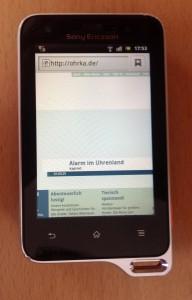 Ohrka Android