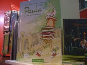 Paula und die Wortschätzchen