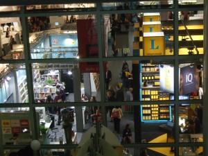 Buchmesse Halle 3