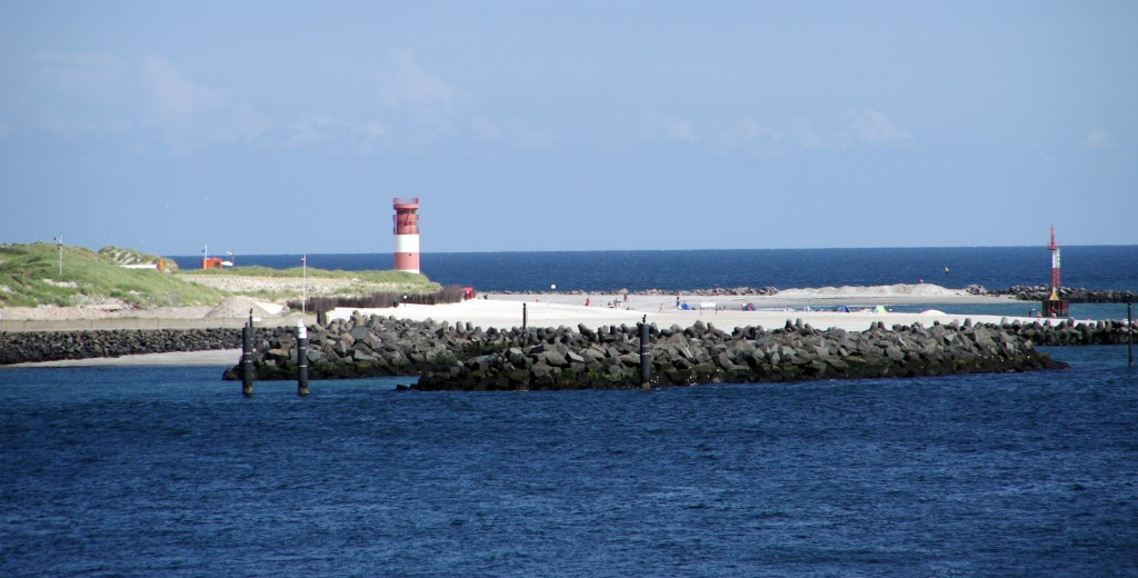 Insel Düne vor Helgoland
