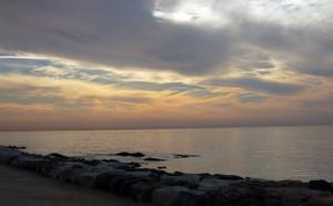 Mittelmeer bei Benalmadena